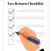 "checklist icon ""tax return checklist"""