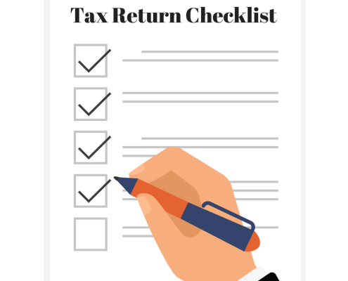 "checklist icon ""tax return checklist"""